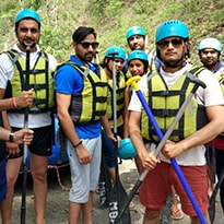 Uneecops Rishikesh Rafting