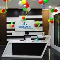 Uneecops Noida Recption
