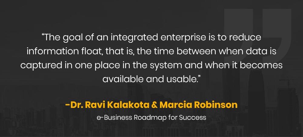 integrated enterprise